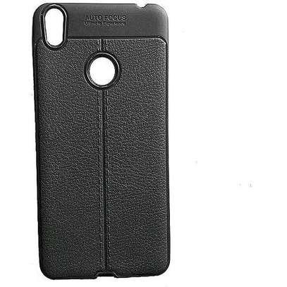 Auto Focus Case For Techno CX Back Cover Black image 1