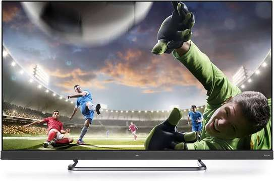 New 55 inches TCL Q-LED Android Smart UHD-4K Digital TVs 55C815 image 1