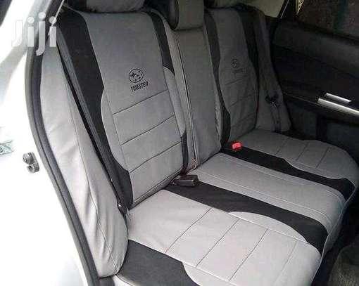 SUBARU CAR SEAT COVERS
