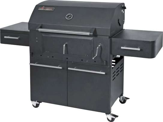 Perfect Nyama Choma!!! - Professional BBQ Charcoal Grill from USA.