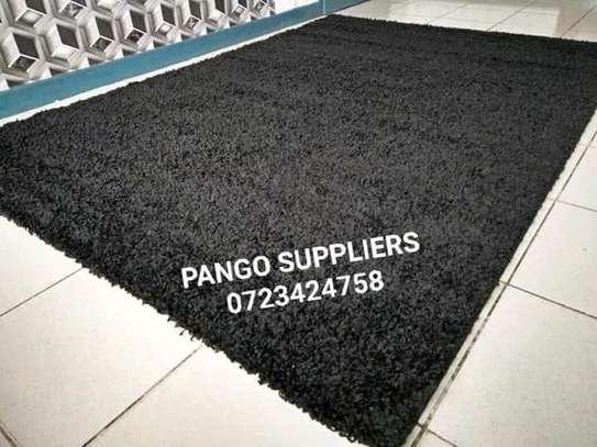 Turkish shaggy carpets(6'9) image 5