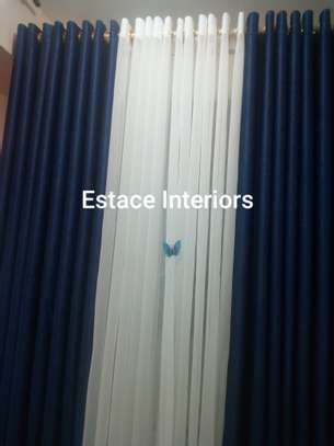 BLUE CURTAINS image 3