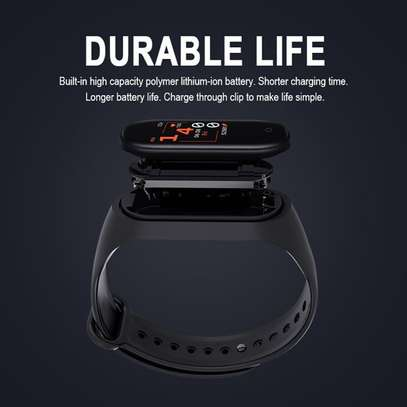 Smart Watch M4 Wireless Smart Bracelet Intelligent Wrist Band image 4