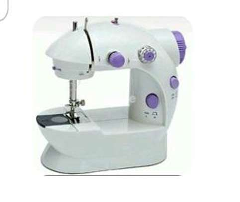 Mini sewing machine on offer image 1