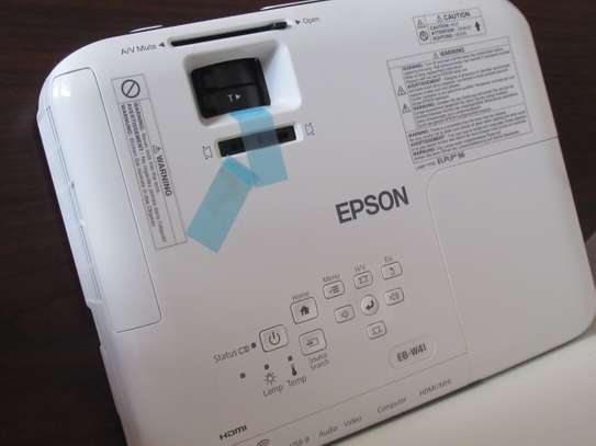 Epson EB-W41 Projector with 3500 Lumens