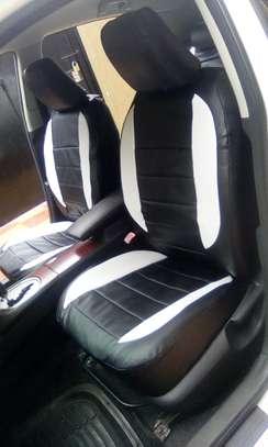Pure Plain Car Seat Covers image 7