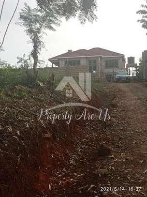 0.1 ha residential land for sale in Kikuyu Town image 2
