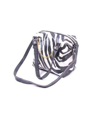 Ladies Sling bag with chain image 2