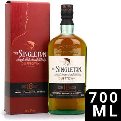 Singleton 18 Year Old Single Malt Scotch Whisky 700ml