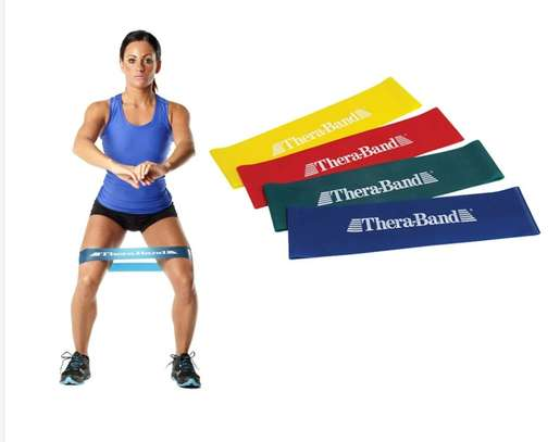 Theraband / Resistance Band 5 Set