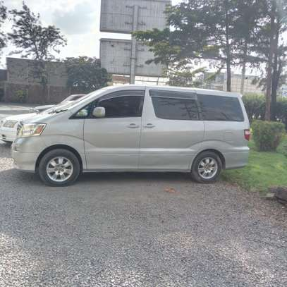 Used  7-8 seater Alphard on sale