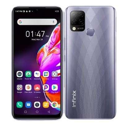 Infinix Hot 10T – 6.82″, 5000mAh, 4G Dual-SIM Smartphone image 1