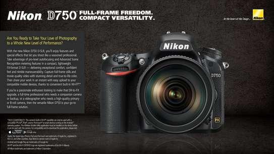 Nikon D750 image 8