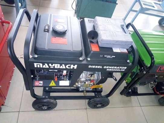 Generator machine 6.5kva image 1