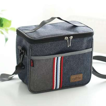 Insulated /cooler lunch bag image 1