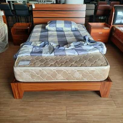 4×6 Modern Retro Bed image 1