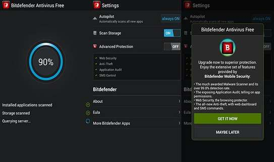 Bitdefender internet security image 4