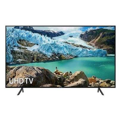 Samsung - 65 - UHD 4K Flat Smart LED TV - Active HDR - New 2019 - Black image 1