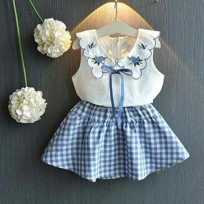 Girl's skirt/top image 3
