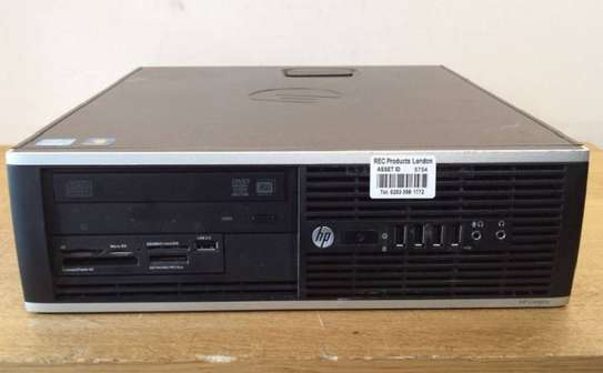 HP intel core i5 4GB 500GB HDD desktop computer CPU only image 1