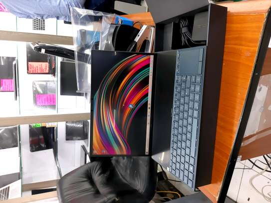 Asus zenbook UX-481 intel corei7 16gbram..512ssdgb..TOUCHBAR image 1