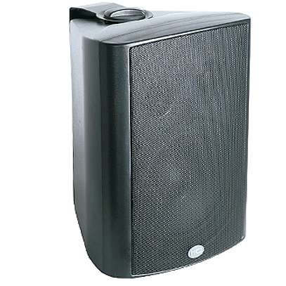 ITC T-775 5 Inch Two Way 30W Wall Mount Speaker (WHITE OR BLACK) image 1