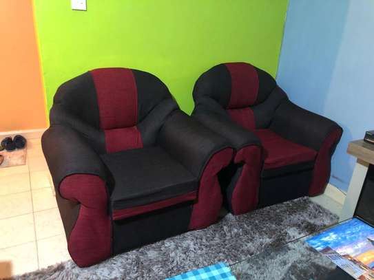 Used 7 seater sofas for sale image 4