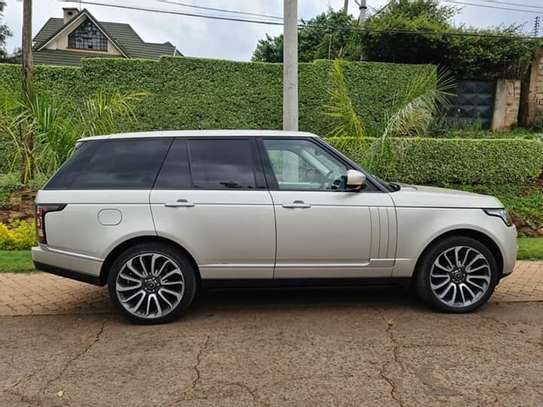 Land Rover Range Rover image 4