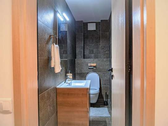 Furnished 2 bedroom apartment for rent in Kilimani image 1