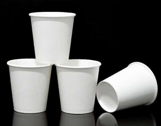 Paper Cups*200ml*100 Pieces*KSh1000 image 1