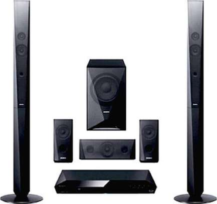 Sony DAV-DZ650 1000W 5.1Ch Bluetooth DVD Home Theatre System image 1