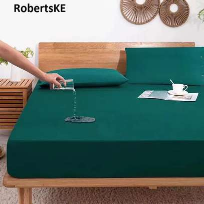 Breathable colored mattress protector 6by6 image 6