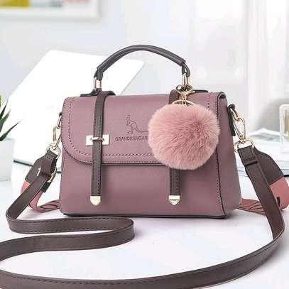 Pink fancy handbags image 1