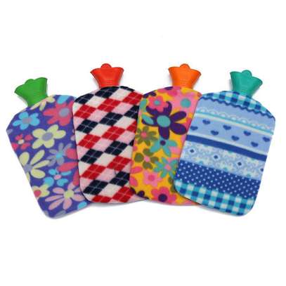 Hot Water Bottle With Covers image 1