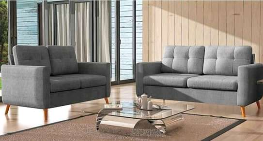 Lawson arm sofa with back pillows image 1