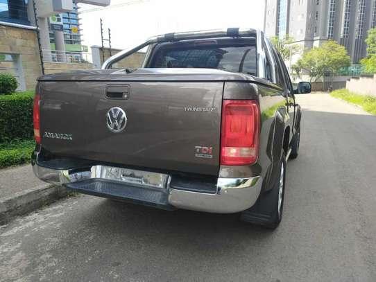Volkswagen Amarok image 7