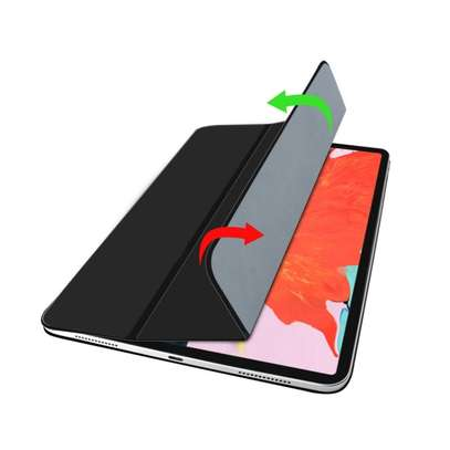 MUTURAL Auto Wake Sleep Stand Smart Leather Tablet Case for iPad 10.2 With Pencil Holder image 6