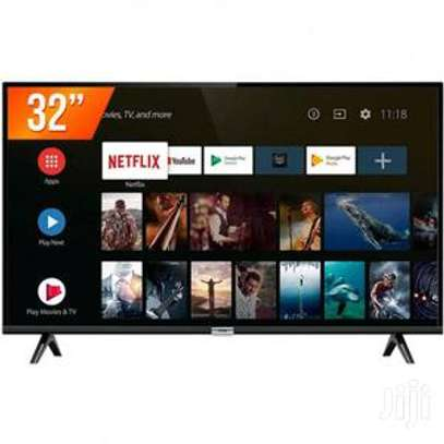 Tcl 32 inch smart Android TV image 1