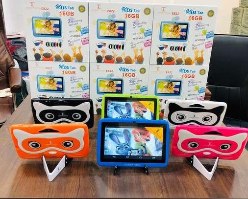 kids study tablet image 1