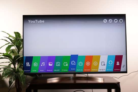 LG TV Screens Wi-Fi enabled for Hire available. Free delivery & Set up image 1