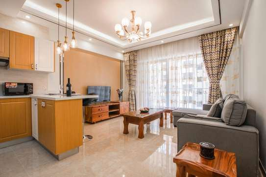 Furnished 1 bedroom apartment for rent in South C image 1