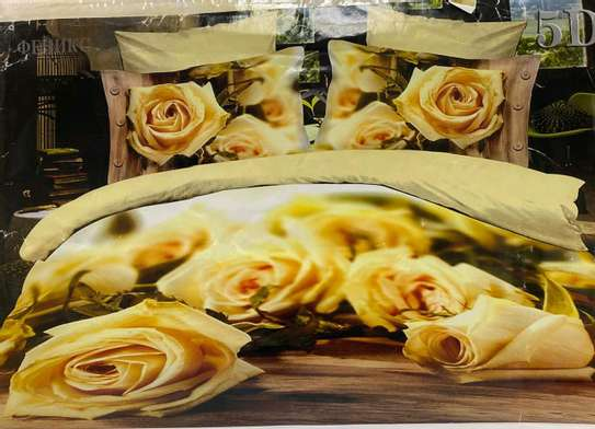 Woollen Floral Heavy Duty Duvet sets Bed comforters image 3