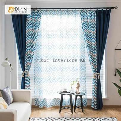 Beautiful curtains and sheers image 3