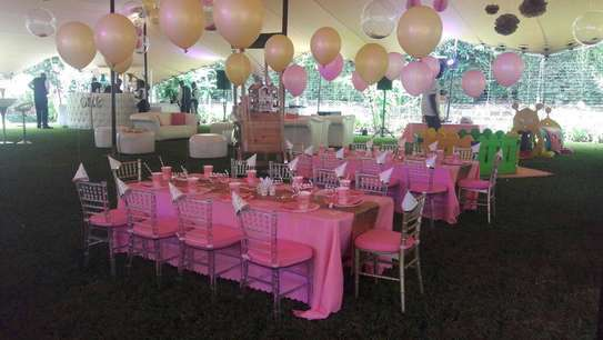 Your One Stop Party Supplies, Event Coordination and Party Hire Company