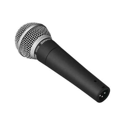 Wired Shure Microphone image 1