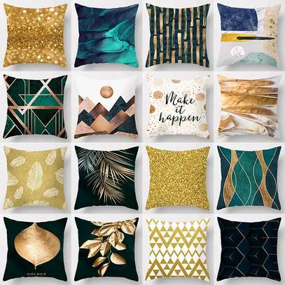 Colourful pillows image 3