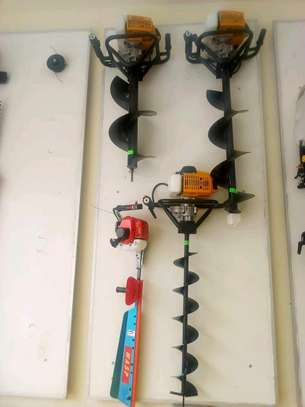 WASP EARTH AUGERS(BORERS)