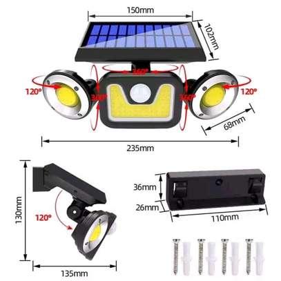 Solar motion sensor light image 2
