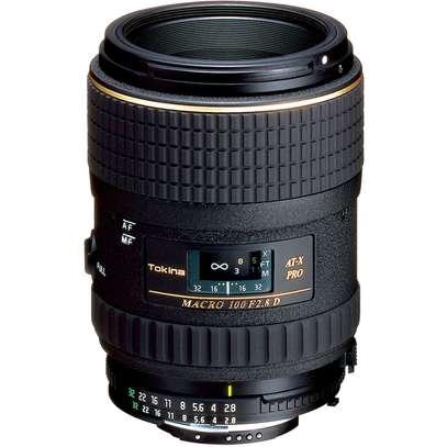Nikon Lense 100mm image 1
