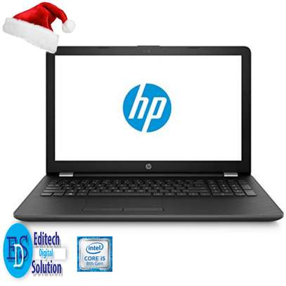 """HP 15-bs190D15.6"""" Touch Screen Laptop 8th Gen I5 4gb RAM 1 TB HDD Win 10 image 1"""